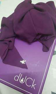 Duck Scarves Chiffon Authentic