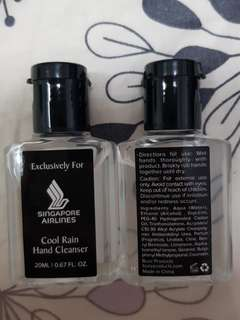 Hand cleanser 20ml