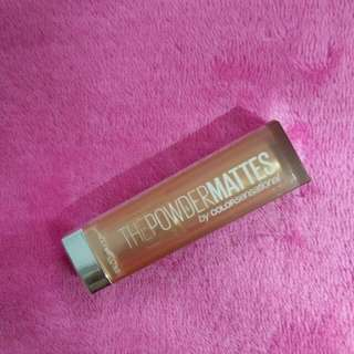 NEW maybelline powder matte touch of nude