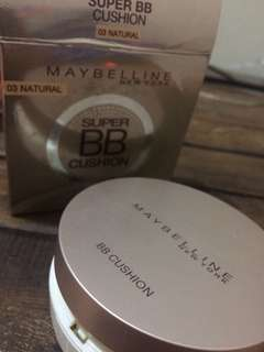Bb cushion maybelline (Natural)