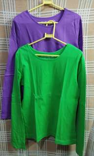 Authentic Childrens Place L/S size-m 7/8 Lot of 4