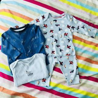 BNWOT Mothercare Sets up to 3mths Bundle