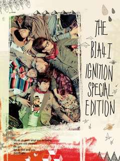 🚚 [PO] B1A4 Ignition Special Edition