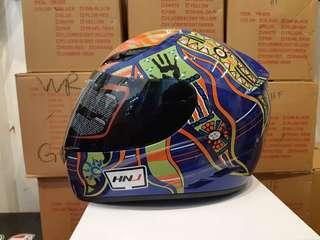 HNJ fullface helmet
