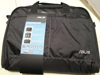 🚚 BN ASUS laptop bag fit up to 16 inch