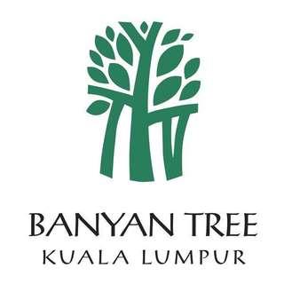 4 Aug 2018 2D1N Banyan Tree Kuala Lumpur Hotel Stay