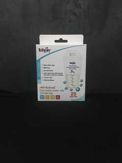 Tollyjoy Diposable Breast Milk Storage Bag
