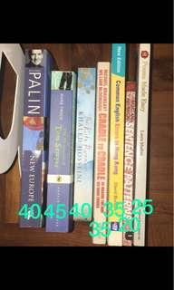 英文小說 English novel 課外書 英文實用書籍 改善英文 English language books