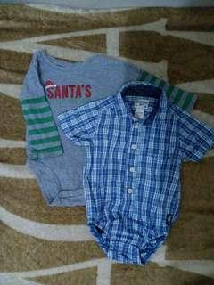 Carter's and OshKosh bodysuit