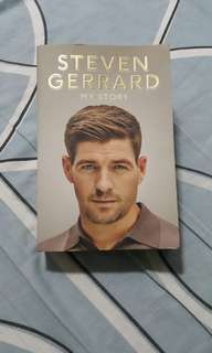 Steven Gerrard My Story #July70