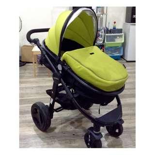Baby Stroller 4 Wheels