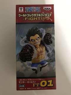Luffy Gear 4 wcf