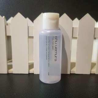 [Travel Size] Shu Uemura - TSUYA Skin Youthful Crystal-Transparency Lotion