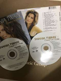 Shania Twain - Come On Over (2CD Set)