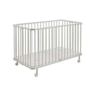 Geuther Folding Wooden Baby Cot