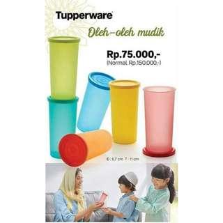 Mini Tumbler Tupperware