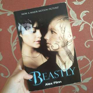 Beastly by Alex Flinn (import novel)