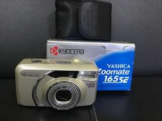 Yashica zoomate 165SE