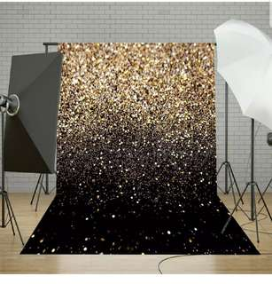 Glitters Backdrop