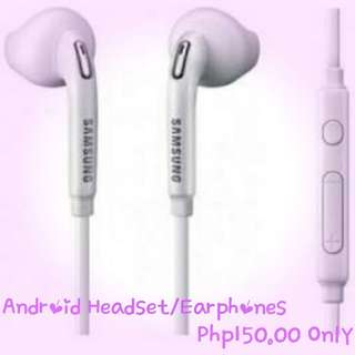 Android Earphones