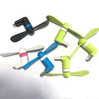 USB/Micro 迷你風扇