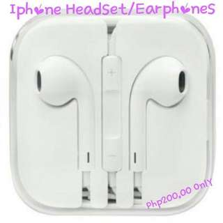 Iphone Earphones