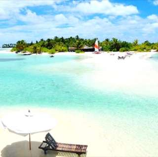 ROMANCE IN MALDIVES FUN ISLAND RESORT (4D3N)