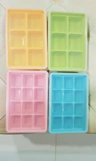 Multi Purpose Tray 6 to 12 Food compartment Baby freezing container (Eco friendly)