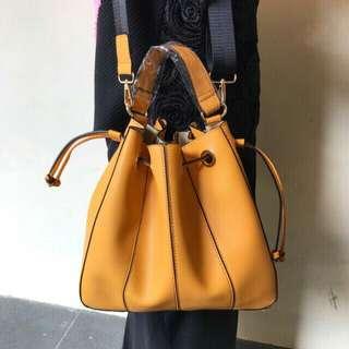 Zara bucket bag original store
