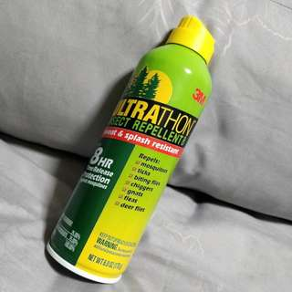 3M Ultrathon Insect Repellent NEW