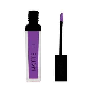 Brand new matte in detail lippie Rox shade