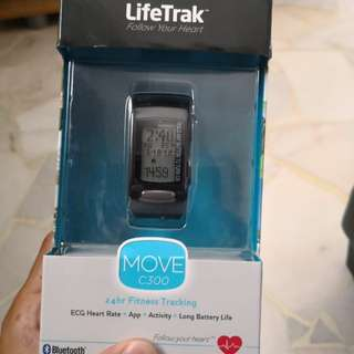 LifeTrak Move C300 Sports Watch