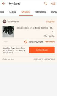 Feedbacks: Nikon Coolpix (sold out) on shopee