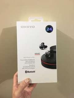 Onkyo w800bt真無線耳機