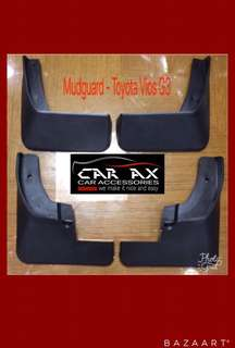 Toyota Vios Mud Guard Mud Flap