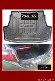 Toyota Vios Trunk Tray