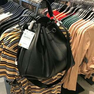 Zara bucket bag ori store