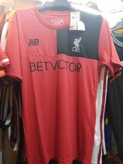Jersey Training Liverpool 2016/2017