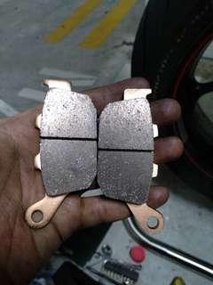XH-MT Sintered Brake pads for Triumph/ Yamaha/ Honda/ Suzuki
