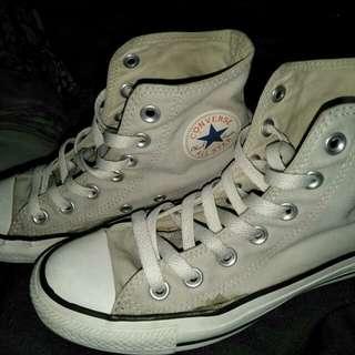 Converse original white