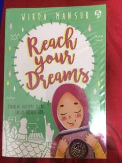 Reach Your Dream - Wirda Mansyur