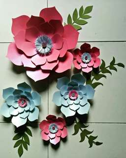 Paperflowers Terkmurah,hanya 55K