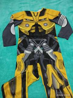 Bumblebee costume (Preloved)