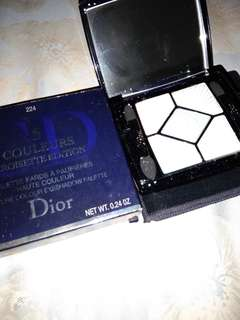 Eye shadow dior ori