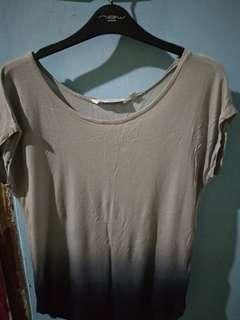 T shirt basic women new look original (MAP)