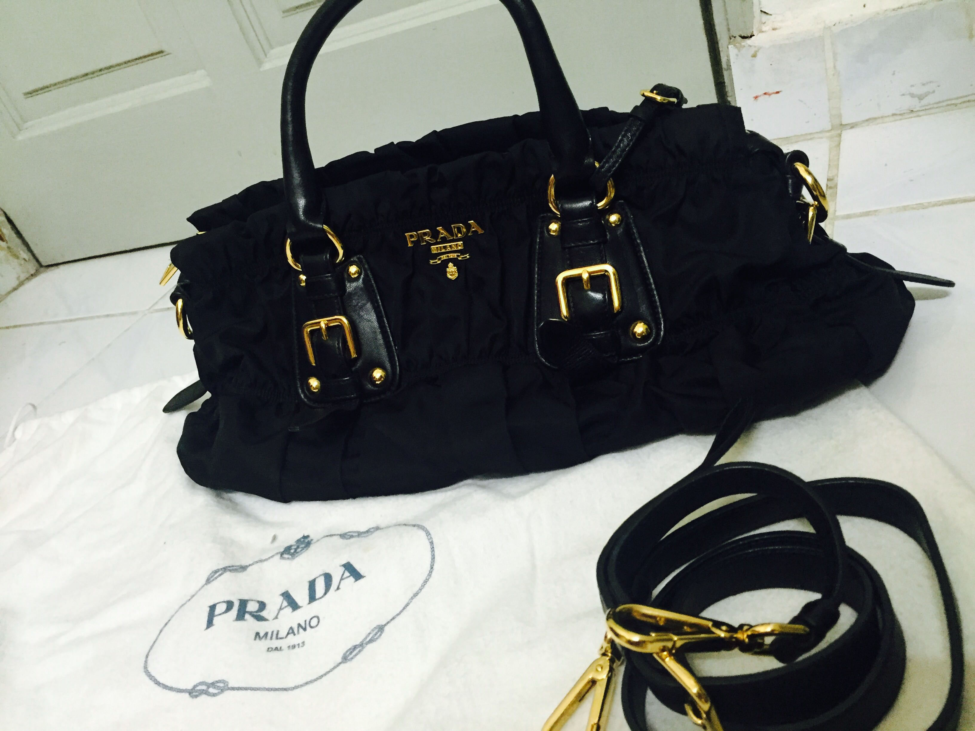 ❤ Authentic prada sling bag d15d5bee2fbbc
