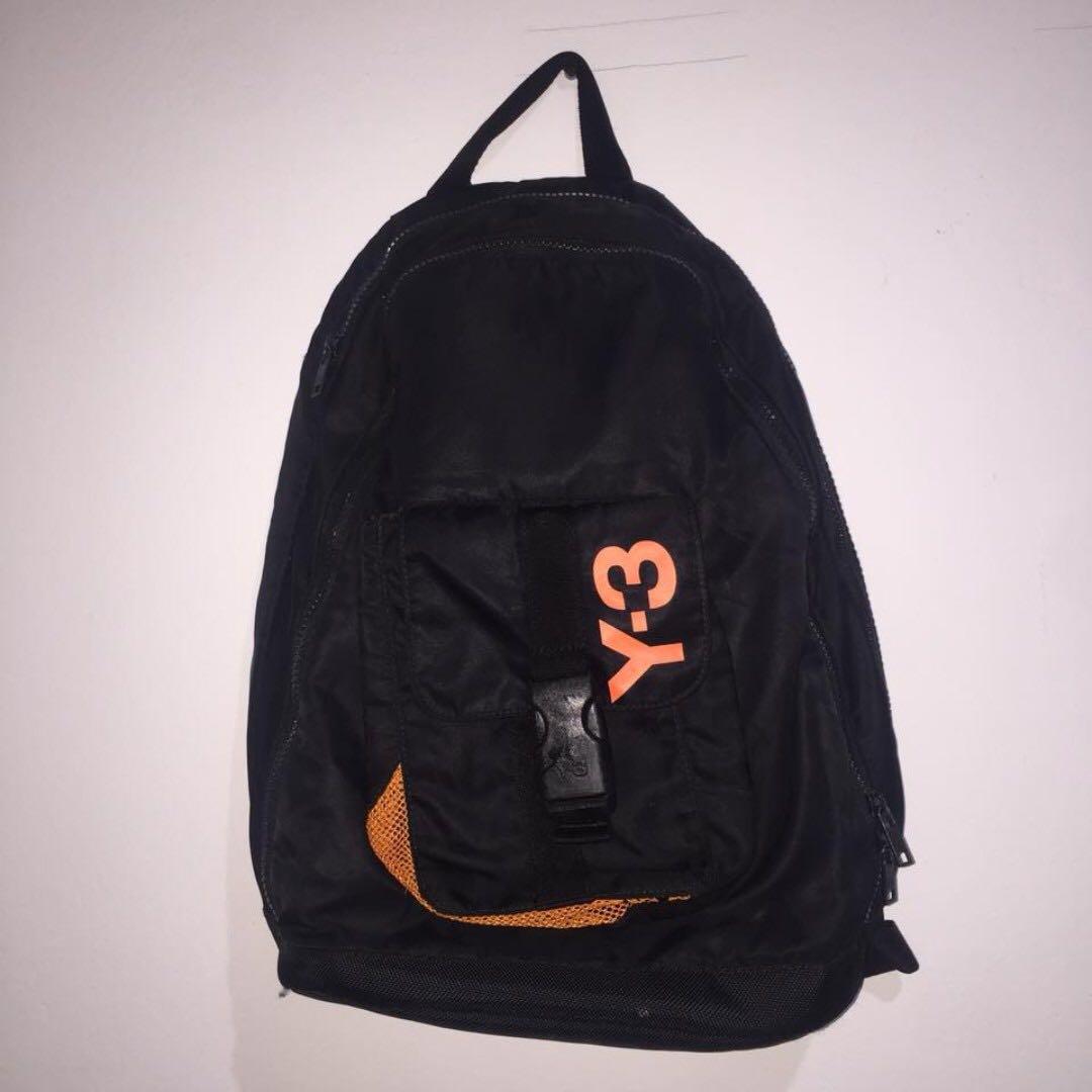 9e96a9a7be97 ADIDAS Y-3 Yohji Yamamoto Backpack