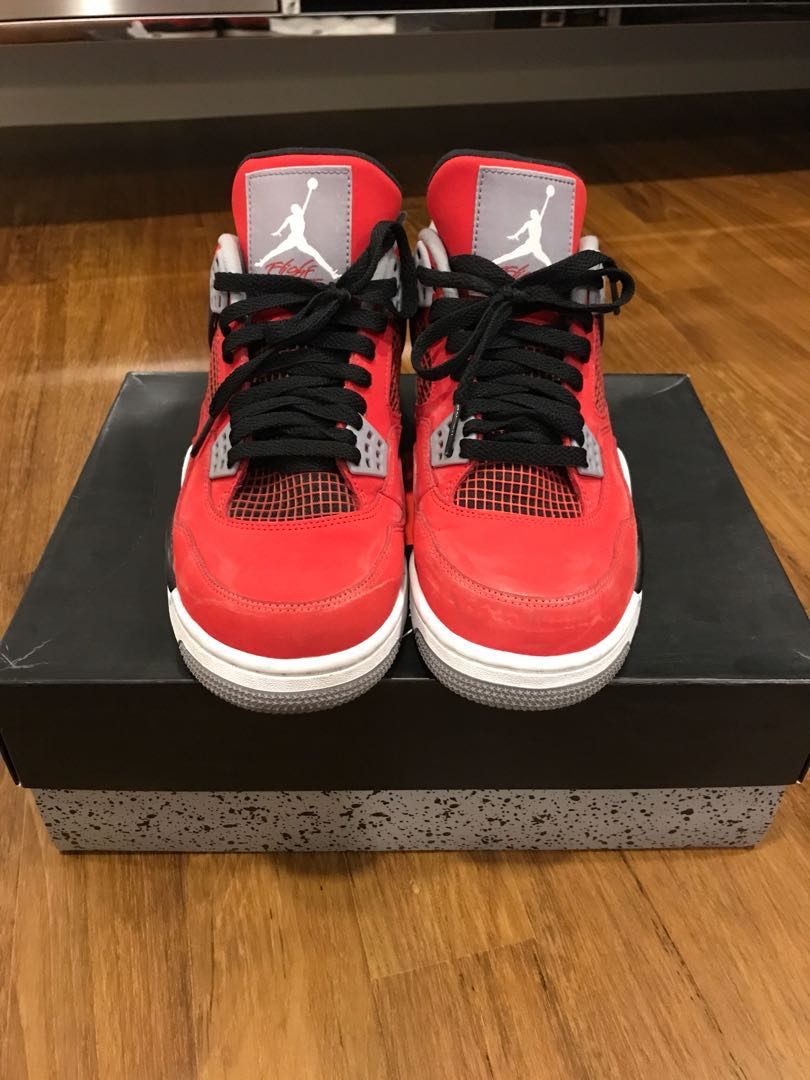 3590ee9a784c82 Air Jordan 4 toro retro