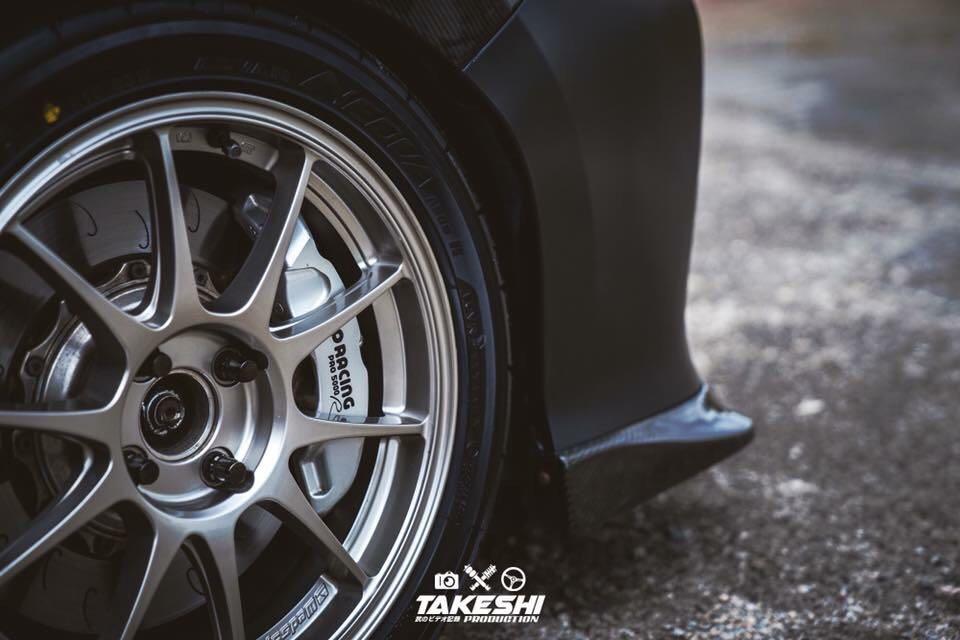 Ap racing pro5000r 100% genuine brake kit, Car Accessories