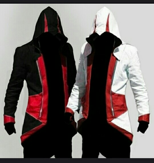 Assassin\'s Creed Jackets $80 Free Shipping, Men\'s Fashion, Clothes ...